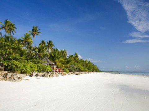 bästa stranden zanzibar